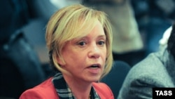Первое заседание Общественного совета при кандидате в президенты РФ М.Прохорове