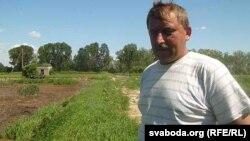 Дэпутат Першамайскага сельсавету Валер Білібуха