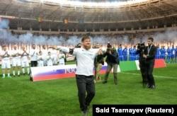 Рамзан Кадыров: глава субъекта Федерации или неограниченный властитель Чечни?