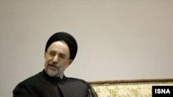 محمد خاتمی، رییس جمهوری سابق ایران