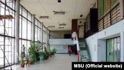 Дом аспиранта и стажера (ДАС), общежитие МГУ на улице Шверника в Москве