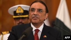 Чинний президент Пакистану Асіф Алі Зардарі