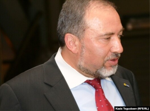 اويگدور ليبرمن، وزير امور خارجه اسرائيل