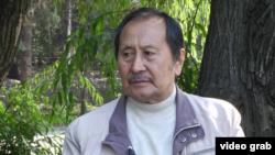 Кахарман Кожамберды, главный советник Всемирного конгресса уйгуров.