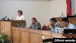 Еще совсем недавно бурятский парламент был многопартийным
