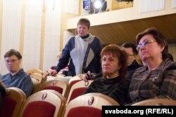 Выступае Людміла Хмяльніцкая