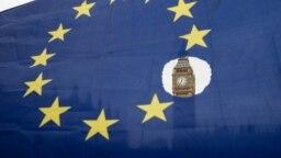 Нацрт договорот за Брегзитот во британскиот парламент