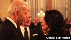Takimi Biden - Jahjaga në kuadër të Konferencës së Sigurisë në Munih të Gjermanisë
