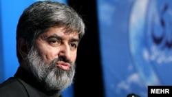 علی مطهری، نماینده تهران در مجلس شورای اسلامی