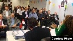 نشاط ثقافي للجالية العراقية في هولندا