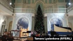 Московская консерватория, Рахманиновский зал