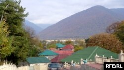 Azerbaijan – City of Zaqatala, Nov2008