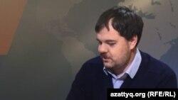 Андрей Чеботарев, саясаттанушы