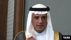 Saud Arabystanynyň daşary işler ministri Adel al-Jubeir