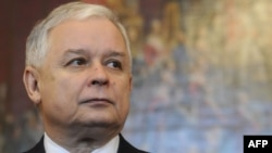 Polish President Lech Kaczynski and 95 other people, including his wife and many members of Poland's political and military elite, were killed when their plane crashed April 10 in western Russia.