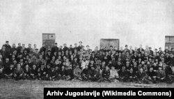Takozvana Podgorička skupština i danas duboko dijeli javnost u Crnoj Gori. (Na fotografiji učesnici Podgoričke skupštine)