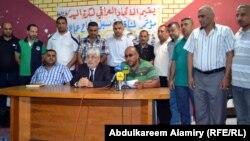 ممثلو الاتحادات الفرعية لكرة اليد في العراق، البصرة