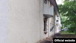 Дом на улице Медицинской после взрыва. Фото СУ СКР по Самарской области.