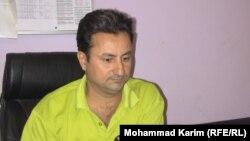 المرحوم محمد بديوي، المدير السابق لمكتب اذاعة العراق الحر في بغداد