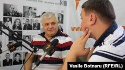 Anatol Ţăranu şi Radu Vrabie
