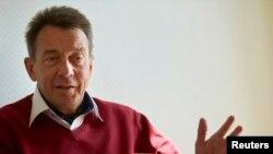 پیتر مائورر، رئيس کمیته بینالمللی صلیب سرخ