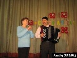 Фәния Гадальшина курайда уйный