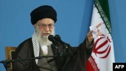آیتالله علی خامنهای رهبر ارشد ایران