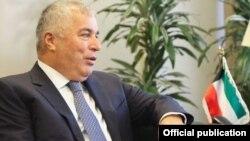 Зубайдулло Зубайдзода, посол Таджикистана в Кувейте и Ираке