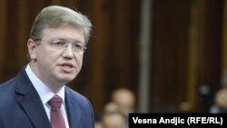 Комиссар ЕС Штефан Фюле