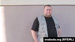 Віктар Сазонаў, архіўнае фота