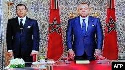 پادشاه مراکش روز شنبه