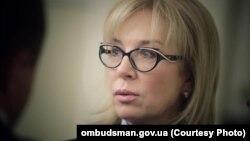 13 червня український омбудсмен Людмила Денісова вирушила до українських політв'язнів у Росії