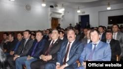 Руководство МВД РТ в театре. Апрель 2017 года