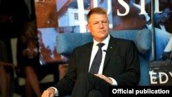 Klaus Iohannis, președintele ales al României.