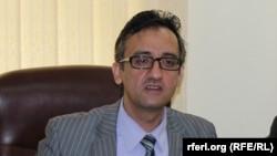 امان الله غالب معین وزارت انرژی و آب افغانستان