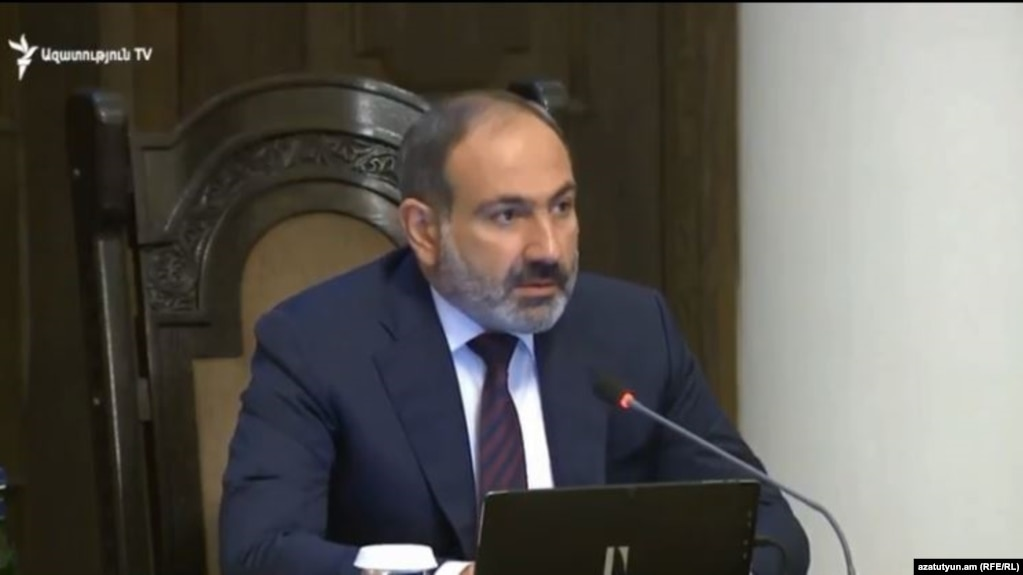 Пашинян рассказал о прямых иностранных инвестициях