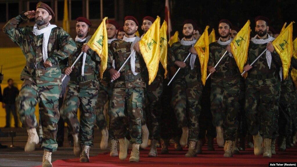 عکس متعلق به رژه حزبالله در روز قدس