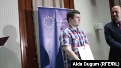 Stefan Mačkić, foto: Aida Đugum