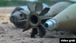 """Боеприпасы находились на площадке ГК """"Укроборонпром"""", куда были привезены для утилизации. Погибли 3 человека, в том числе наблюдатель НАТО, еще двое получили ранения."""