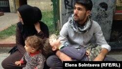 Թուրքիա - Սիրիացի փախստականներ Ստամբուլում, սեպտեմբեր, 2015թ․