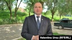 Alexandru Ambros, primarul orașului Ungheni