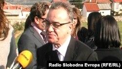 Жан Лук Фоте Турнер, француски в.д. амбасадор во Македонија.