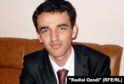 Абдуазими Абдуваҳҳоб, хабарнигори тоҷик