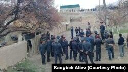 Конфликт у села Уч-Добо