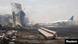 Аеропорт Карачі після нападу