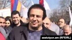 Гагик Царукян, 7 марта 2017 г.