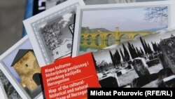 Komisija za očuvanje nacionalnih spomenika BiH organizovala je obilježavanje Međunarodnog dana spomenika i spomeničkih cjelina, 18. april 2011.