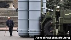 سامانه موشکی زمین به هوای اس ۴۰۰