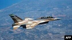 Израильский F-16 AC