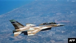 یک جنگنده اسرائیلی